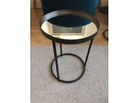 Liang & Eimil Song Side Table Mirror Antique Bronze New