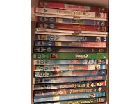Children's DVD's for sale