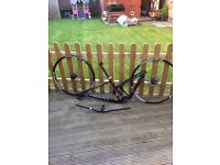 giant anthem x 29er frame size small with extras