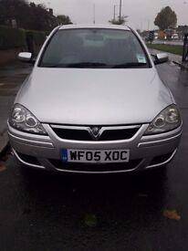 Vauxhall Corsa £895 12 month MOT