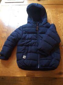 Next coat 11-18 months