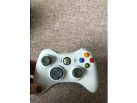 Xbox 360 plus console 9 football games and a connect