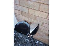 Golf clubs - driver & 3 wood set - Wilson