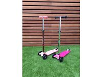 Maxi Micro scooters x 2 - £55 each or both for £100