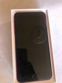 Iphone 8 Plus 64gb EE Red Limited Edition