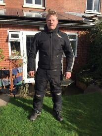 Furygan jacket and trousers