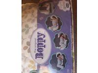 Whole body boppy pillow / pregnancy pillow