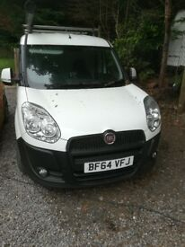 Fiat doblo for sale 2014