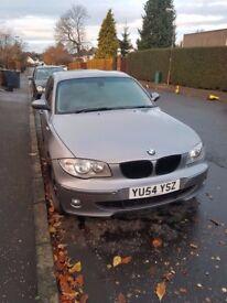 BMW 120D ,2004 MOTD , LOW MILEAGE NICE SPEC
