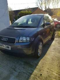 Audi A2 £1400