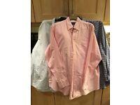 Charles Tyrwhitt men's Shirts x 6, Various style / Colour