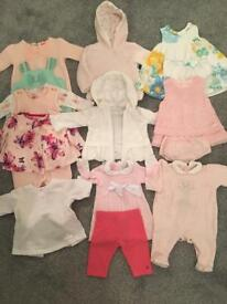 Newborn-3 months designer clothes bundle