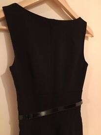 H&M Black Office Dress Size 34 (small) - Must have - Perfect for interviews / special events
