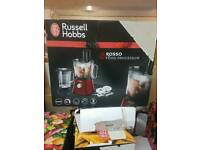 Russel hobbs rosso food processor free delivery local