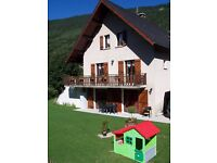 Gîte 4 pers. 47m2 in the French Alps (Lans en Vercors-Grenoble), 4 sky resorts nearby