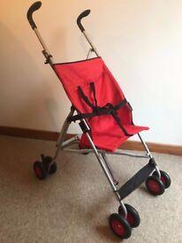 Babtstart Light-weight Collapsible Stroller