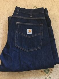 """New without tags Carhartt Jeans - 34"""" Waist"""