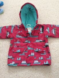 Hatleys age 2 raincoat