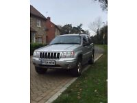 Jeep Grand Cherokee 2.7 CRD Overland 4x4 5dr