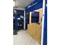FRONT UNIT TO RENT - WEMBLEY HIGH ROAD - PRIME LOCATION - AVAILABLE NOW - READY TO USE - NO GOODWILL