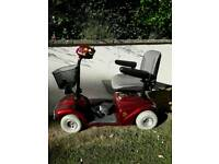 Rascal 388 Red Mobility Scooter