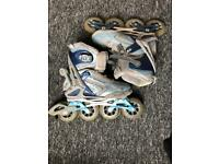 Unisex Rollers Size 6/39 Great Condition. Extra Bag in price.