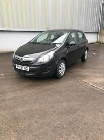 Vauxhall Corsa 1.3 CDTi Ecoflex Exclusive 5Dr ( £30 Year Road Tax) 2013 Model