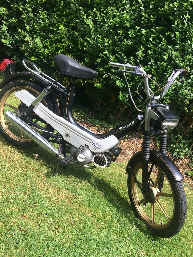 Benelli G2 Elle moped/scooter 1980 rare for repair | in Portsmouth,  Hampshire | Gumtree
