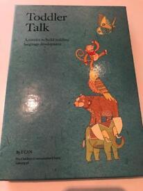 Toddler Talk - activities to build language development