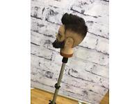 Models needed for barber apprentice