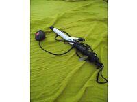 hair curling tongs