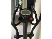 V-MAX Crosstrainer with manual