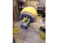 Belle cement mixer mini with stand good condition