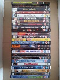 36 DVDs bundle - 11