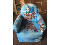 Thomas the tank child's chair