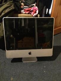 "Apple iMac 20"" Desktop Computer"