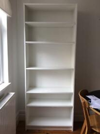 Ikea bookshelf shelving