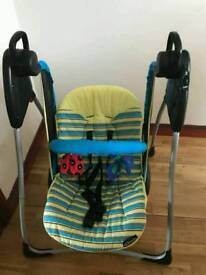 Graco baby electric swing