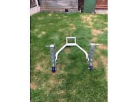 Biketec rear paddock stand