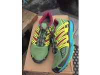Salomon X-Scream Running shoes/Trainers Ladies size UK 6 Good Condition