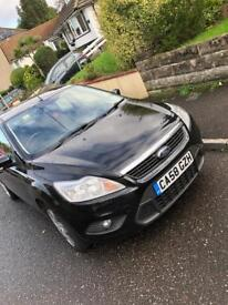 Ford Focus 1.6 2009 (58) long MOT