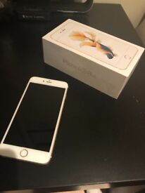 Apple iPhone 6s Plus - Gold - 64GB - Slightly Cracked Screen - Fully Working
