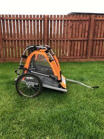 Kids two seater trailer