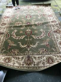 Nice patterned rug
