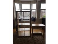 Ikea office furniture Khallax