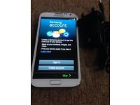 Samsung Galaxy Note 2 White UNLOCKED