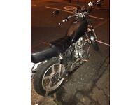 Huoniao 125cc motorbike