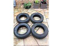 X4 245/65/17 Toyo Tyres