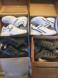 Brand new Hi-Tec sports foot wear £20 the lot.
