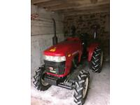 Sommer 4x4 tractor